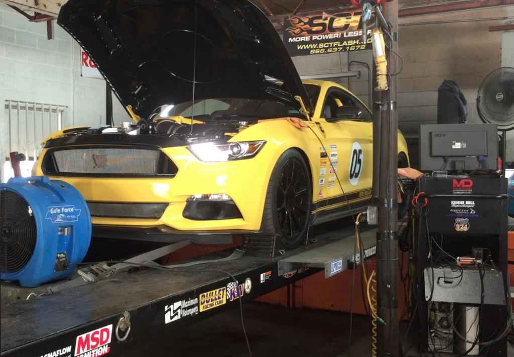 Dyno Tuning – Maximum Velocity Motorsports